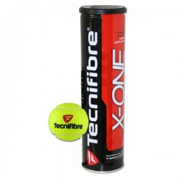 BALLES TECNIFIBRE X-ONE X4