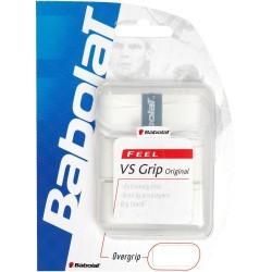 SURGRIPS BABOLAT VS GRIP ORIGINAL BLANC X3