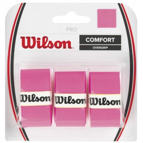 SURGRIPS WILSON PRO OVERGRIP ROSE X3